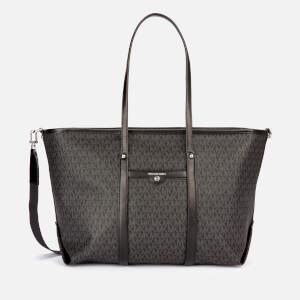 Michael Michael Kors Women's Beck Large Tote Bag - Black