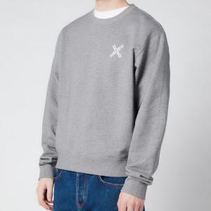 KENZO Men's Sport Classic Sweatshirt - Dove Grey