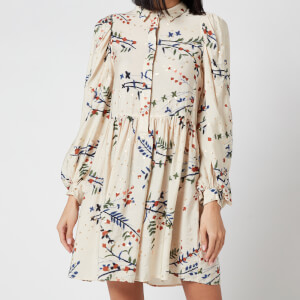 Munthe Women's Sofia Dress - Ivory