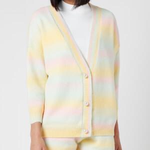 Olivia Rubin Women's Cecily Cardigan - Pastel Ombre