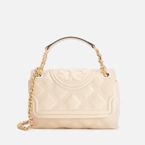 Tory Burch Women's Fleming Soft Small Convertible Shoulder Bag - New Cream