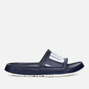 UGG Men's Wilcox Slide Sandals - Dark Sapphire