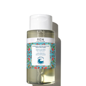REN Clean Skincare Exclusive Summer Limited Edition Daily AHA Tonic 250ml