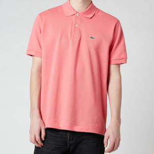 Lacoste Men's Classic Fit Polo Shirt - Amaryllis