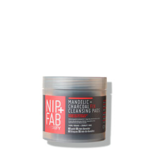 NIP+FAB Charcoal and Mandelic Acid Fix Daily Pads 80ml