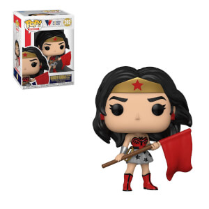 DC Comics Wonder Woman 80th Wonder Woman Superman: Red Son Funko Pop! Vinyl