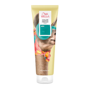Wella Professionals Color Fresh Semi-Permanent Colour Mask - Mint 150ml