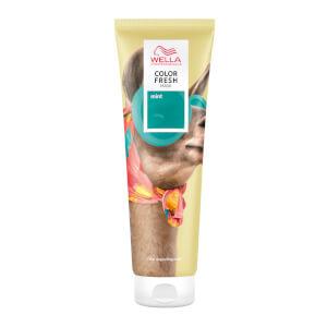 Wella Professionals Color Fresh Semi-Permanent Colour Mask - Mint 150ml