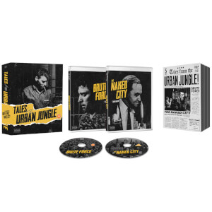 Tales From the Urban Jungle: Brute Force and The Naked City - Limited Edition
