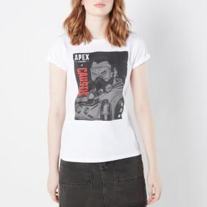 Apex Legends Caustic Women's T-Shirt - White