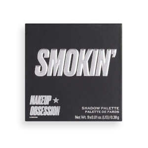 Makeup Obsession Smokin' Shadow Palette