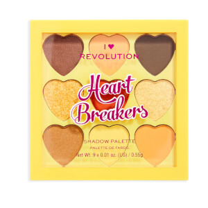 I Heart Revolution Heartbreakers Palette Joy