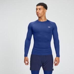 MP muška podmajica s dugim rukavima za trening Essentials – intenzivno plava