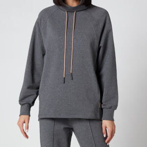 Varley Women's Atlas Sweatshirt - Forged Iron Marl