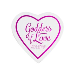 I Heart Revolution Blushing Hearts Highlighter Goddess Of Love