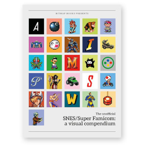 Bitmap Books SNES/Super Famicom: A Visual Compendium