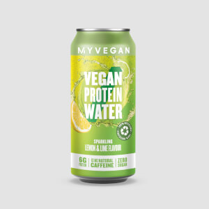 Vegan Sparkling Protein Water (Sample)
