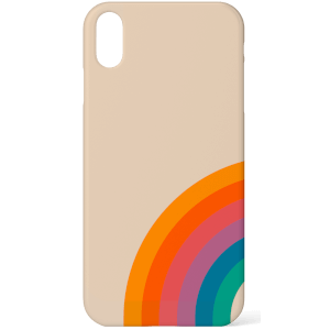 Geo 60s Graphic Phone Case for iPhone and Android