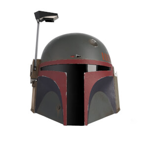 Casco Electrónico Premium de Boba Fett (Re-Armado) - Hasbro The Black Series The  Mandalorian