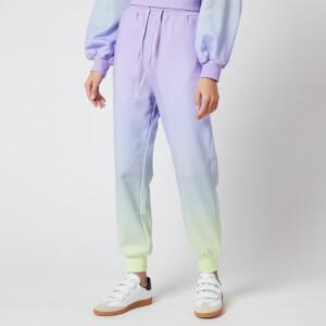 Olivia Rubin Women's Tilda Jersey Joggers - Lilac Green Ombre