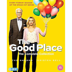 The Good Place: Season 1-4