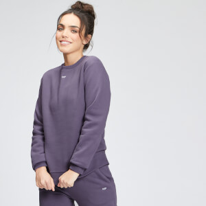 MP Essentials Women's Sweatshirt - Smokey Purple