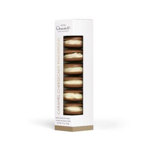 Caramel Cheesecake Macarons