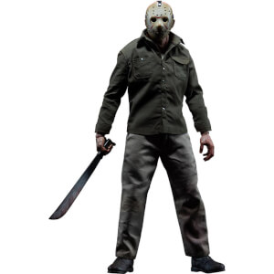 Sideshow Collectibles Friday the 13th Part III Action Figure 1/6 Jason Voorhees 30 cm