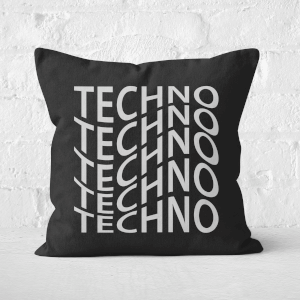 Techno Square Cushion