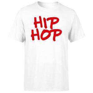 Hip Hop Men's T-Shirt - White
