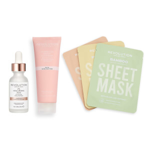 Revolution Skincare Dry/Dehydrated Skin Set
