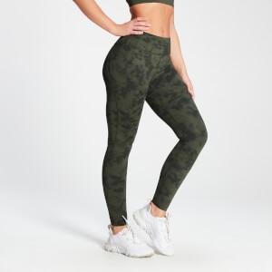 MP Women's Raw Training Reversible Leggings - Vine Leaf
