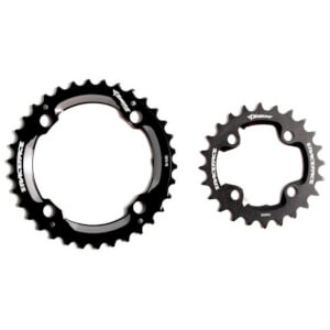 Race Face Set 4 Bolt 2x11 Speed 104/64 BCD Chainring