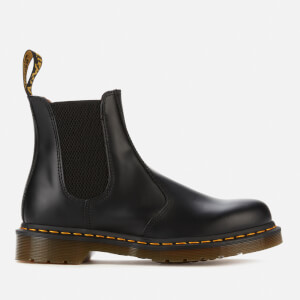Dr. Martens 2976 Smooth Leather Chelsea Boots - Black