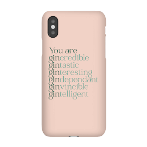 You Are Gin Credible Phone Case for iPhone and Android