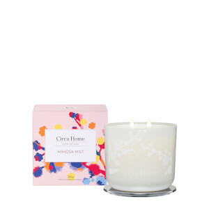Circa Home Mother's Day Mimosa Mist Classic Candle 260g