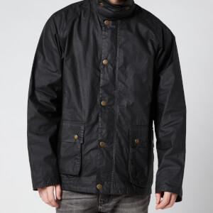 Barbour Men's Selbin Wax Jacket - Sage