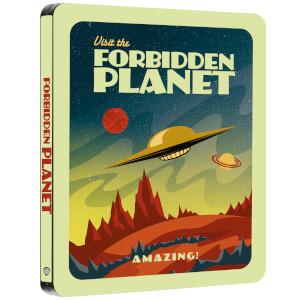 Il pianeta proibito - Steelbook Sci-fi Destination Series #1 - Esclusiva Zavvi