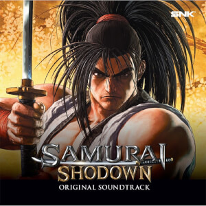 Wayô Records Samurai Shodown - Original Soundtrack 2LP Red