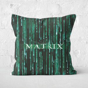 The Matrix Square Cushion