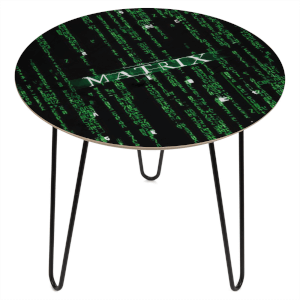 The Matrix Wooden Koffietafel