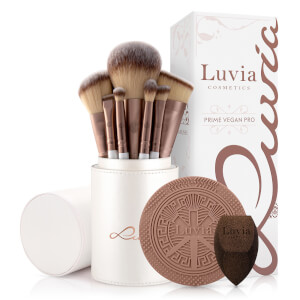 Luvia Prime Vegan Pro Brushes Set