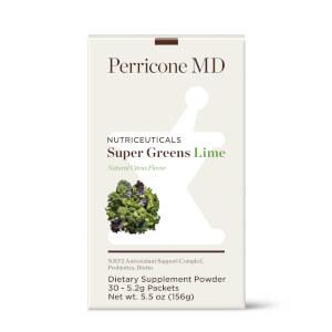 Super Greens Supplement Powder Lime