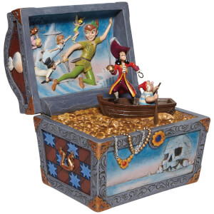 Disney Peter Pan Flying Scene Fig