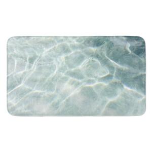 Earth Friendly Sea Water Large Bath Mat