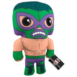 """Marvel Lucha Libre Hulk 17.5"""" Funko Plush"""