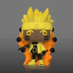 Naruto 6 Path Sage GITD EXC Pop! Vinyl Figure