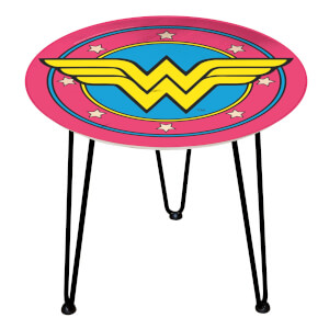 Table en bois Decorsome - Wonder Woman DC