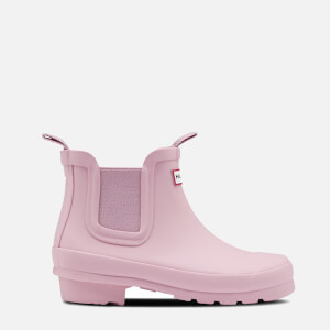 Hunter Original Kids' Chelsea Boot - Foxglove