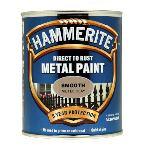 HM DTRUST SMTH MUTED CLAY 0.75L.